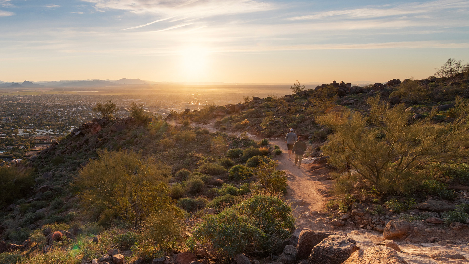 The Mountain Club is basecamp to your hike up Camelback.